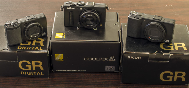 First Impressions: Ricoh GR vs. Nikon Coolpix A