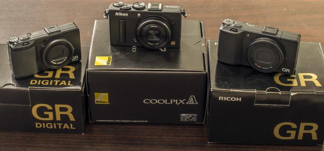 First Impressions: Ricoh GR vs. Nikon Coolpix A