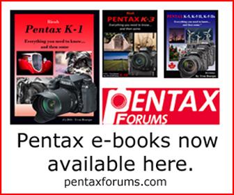 Pentax eBooks