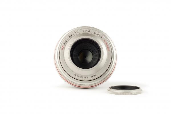 HD Pentax-DA 40mm F2.8 Limited