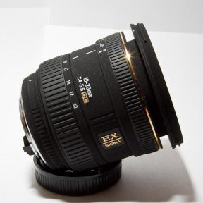 Sigma 10-20mm