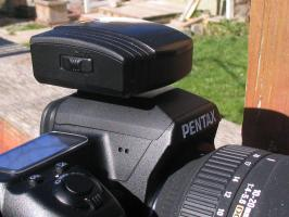 O-GPS1 Pentax GPS Unit Review