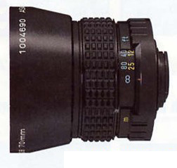 The Pentax Auto 110 70mm