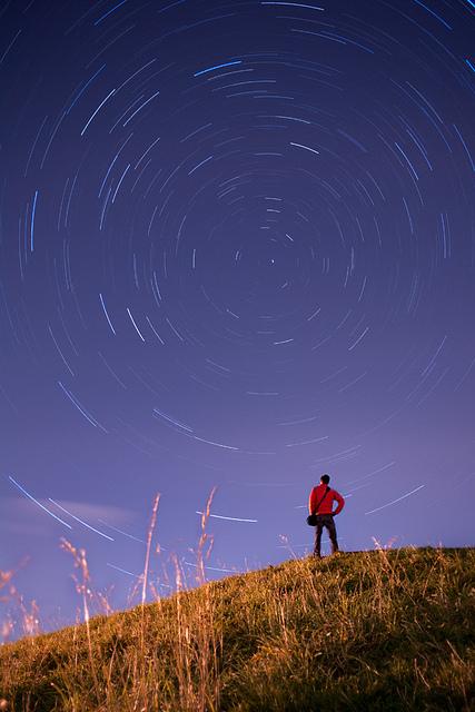 Understanding Celestial Poles