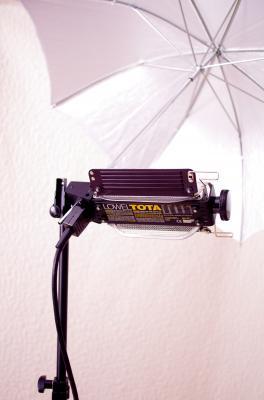 Closeup of Tota-light