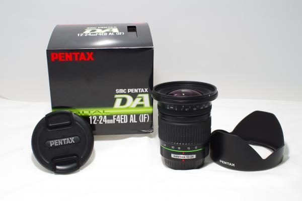 Pentax 12-24 lens