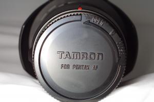 Tamron rear lens cap