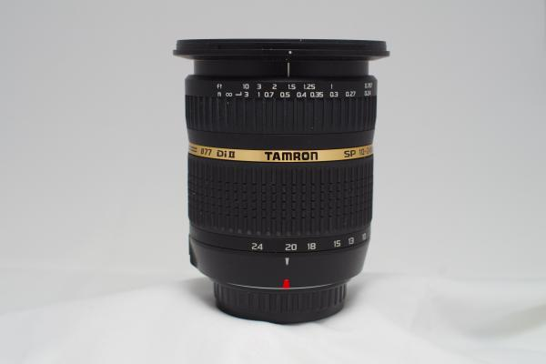 Tamron 10-24 lens