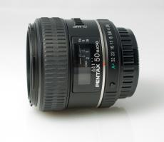 Pentax D FA 50mm F2.8