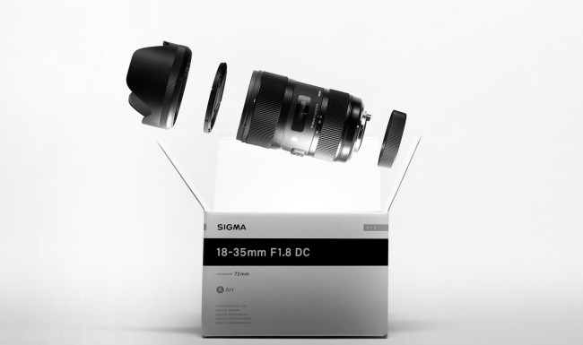 """Sigma 18-35mm F1.8 """"Art"""" Review Posted"""