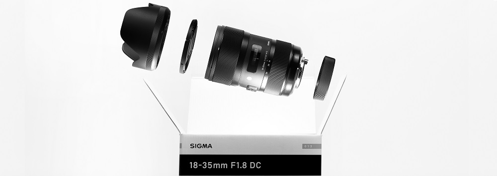 "Sigma 18-35mm F1.8 ""Art"" Review Posted"