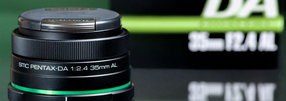 "DA 35mm F2.4 ""Plastic Fantastic"" Review Posted"