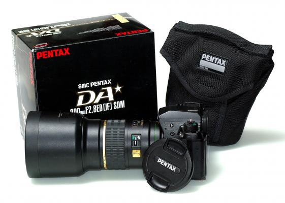 Pentax-DA* 200mm F2.8 Review