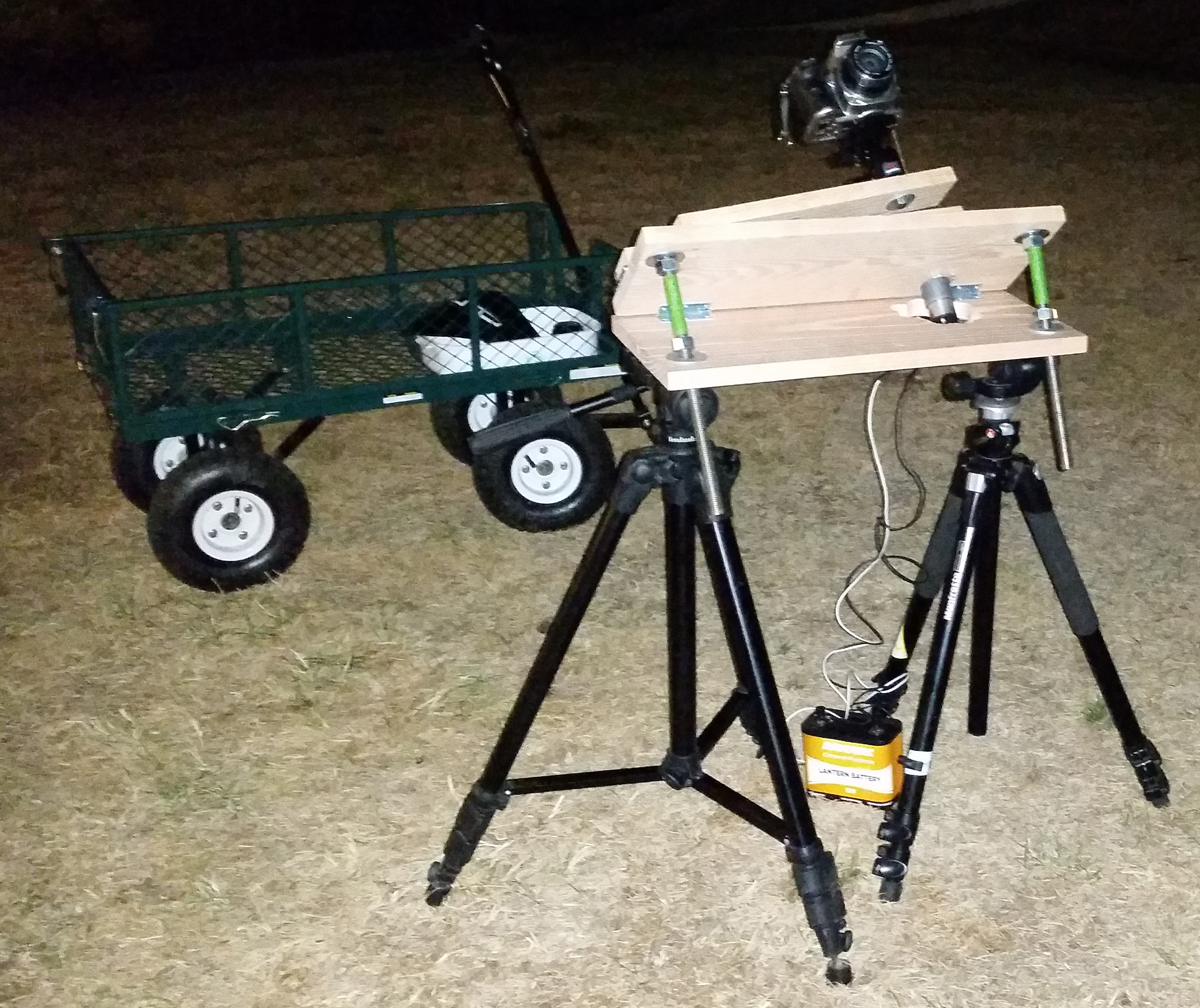 Astrophotography Part 3 Of 6 Making A Barn Door Tracker Articles