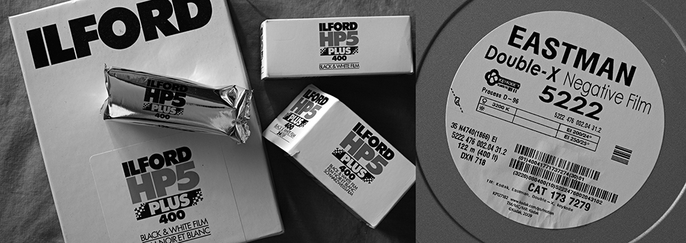 Good News for Film Users from Kodak and Ilford