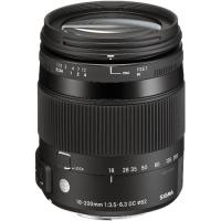 Sigma 18-200 Contemporary