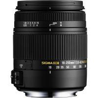 Sigma 18-250 Macro