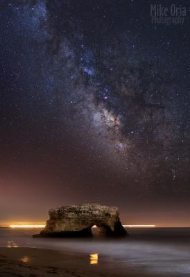 mike oria milkyway seascape