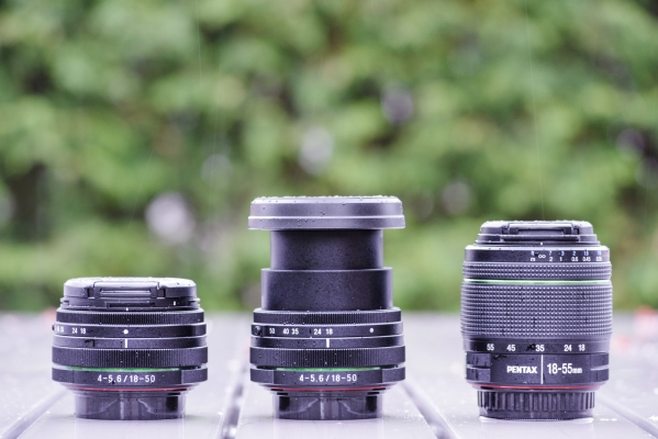Kit lenses