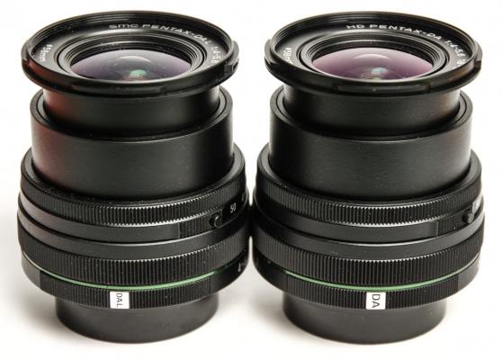 Kit lenses
