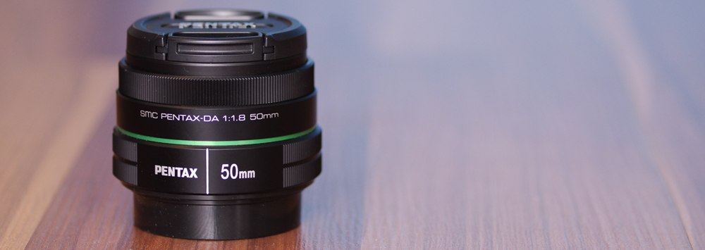 Pentax DA 50mm F1.8 Review Posted