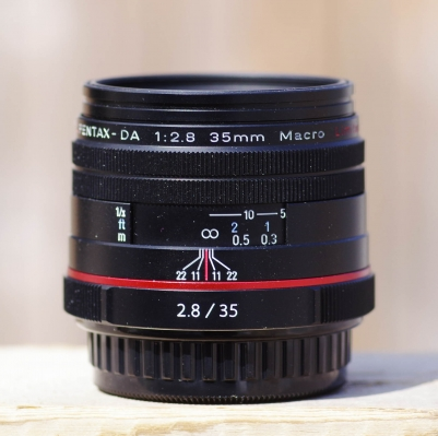 HD DA 35mm f2.8 Limited macro