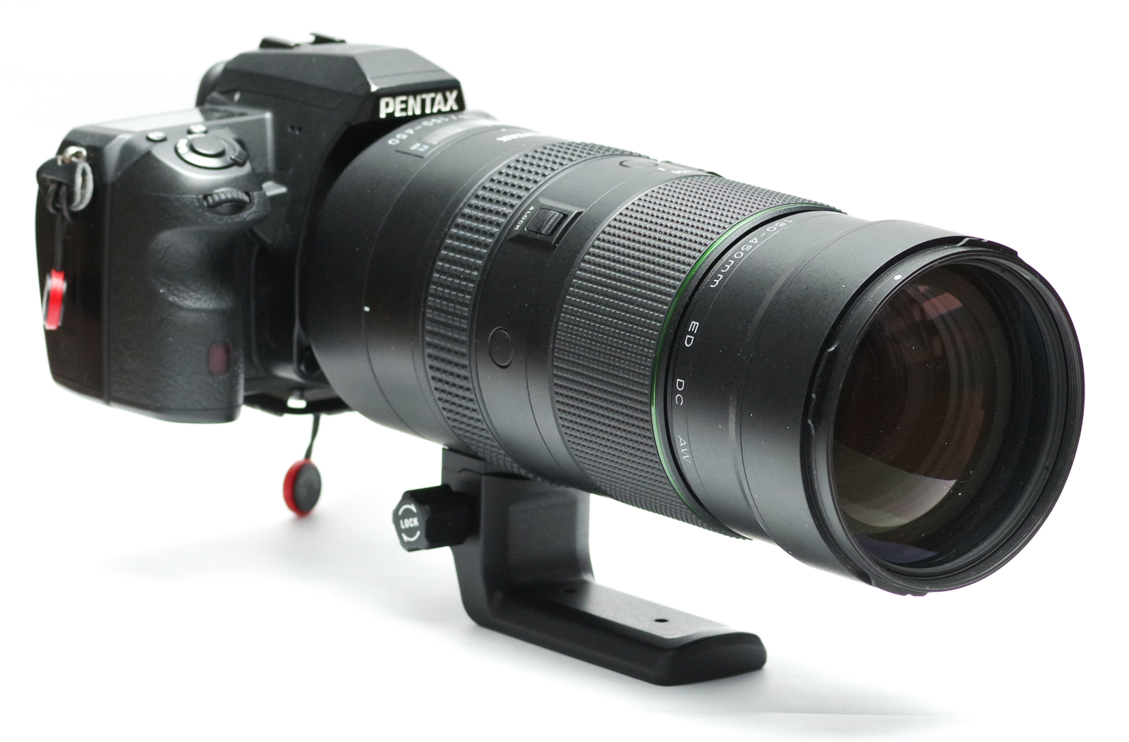 Hd Pentax D Fa 150 450mm F4 5 5 6 Review Construction