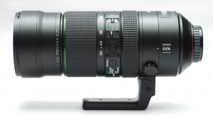HD Pentax-D FA 150-450mm F4.5-5.6