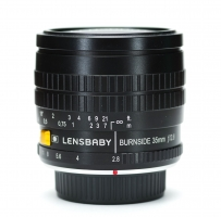 Lensbaby Burnside 35mm F2.8