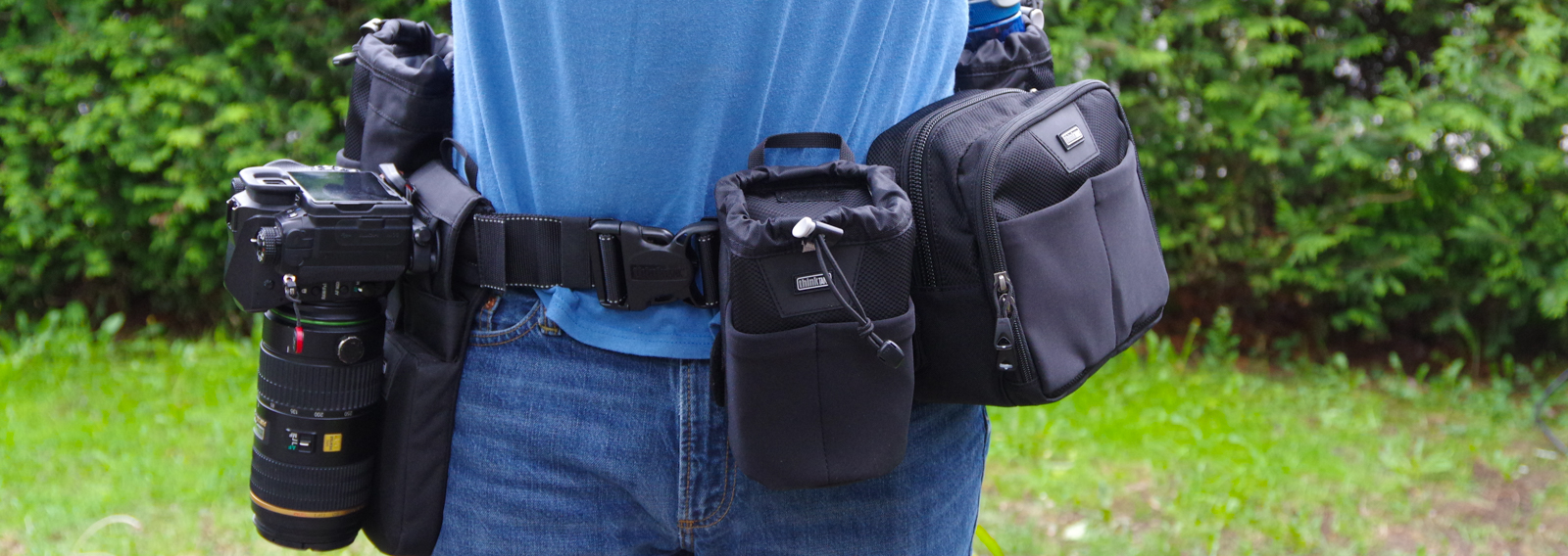 Think Tank Modular Belt System Review