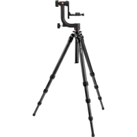 Oben CT-2491 Tripod, GH-30 Gimbal and MFR4-5 Macro Focus Rail Review