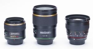 Modern 50mm Shootout: Pentax D FA* 50mm, Samyang 50mm, Pentax DA* 55mm F1.4