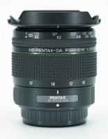 HD Pentax-DA Fish-eye 10-17mm F3.5-4.5