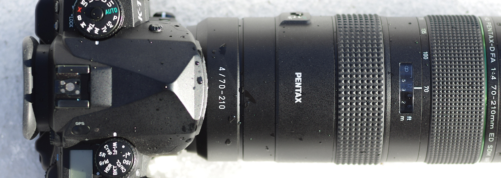 Pentax D FA 70-210mm Review Posted