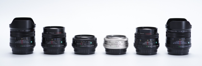 Win an HD Pentax-FA 31, 43, or 77mm Limited: Summer Giveaway