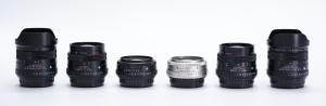 HD vs. SMC Pentax FA Limited Lenses