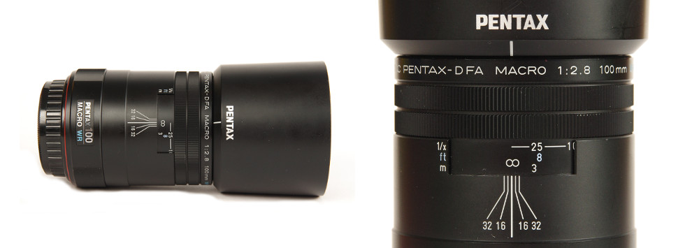 Pentax D FA 100mm Macro WR Review Posted