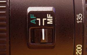 AF switch