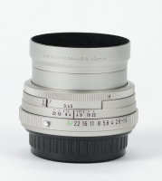 SMC Pentax-FA 43mm F1.9 Limited Review
