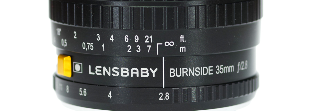 Lensbaby Burnside 35mm F2.8 Review Posted