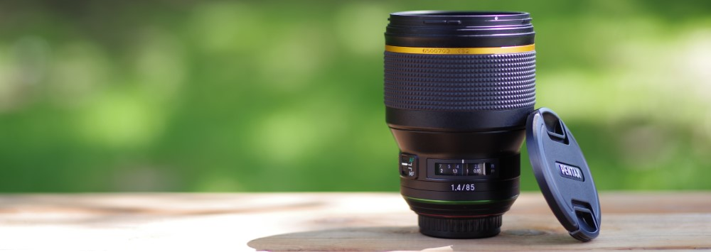 Pentax D FA* 85mm F1.4 Review Posted