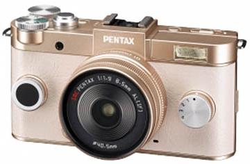 Pentax Q2 Gold