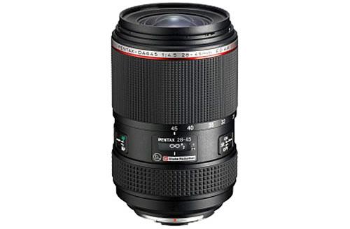HD Pentax-DA 645 28-45mm F4.5 ED AW SDM SR