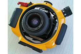 DIY: A Pentax Underwater Case