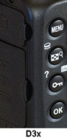D3x multi function buttons