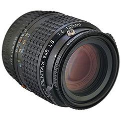 Leaf shutter lens