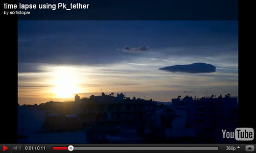 Time Lapse Photography