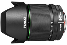 Pentax-DA 18-135mm F3.5-5.6 Review