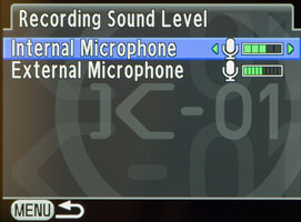 int ext sound level