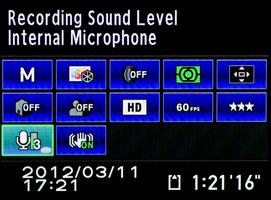 mic volume